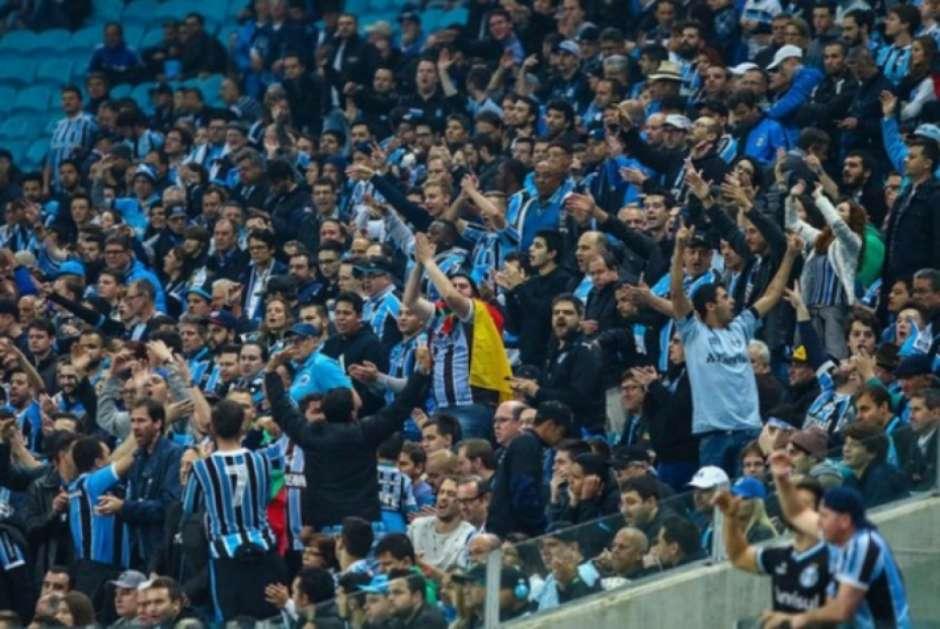Libertadores: Grêmio vence de virada e elimina o Godoy Cruz