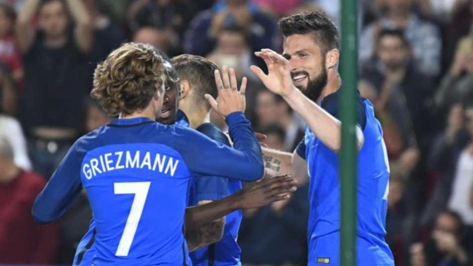 Sem Benzema e com Mbappé  França está convocada para as Eliminatórias 31334049d240a