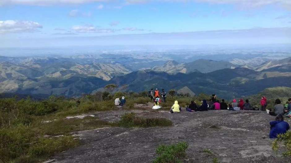 Trekking em Monte Verde: Pico do Selado