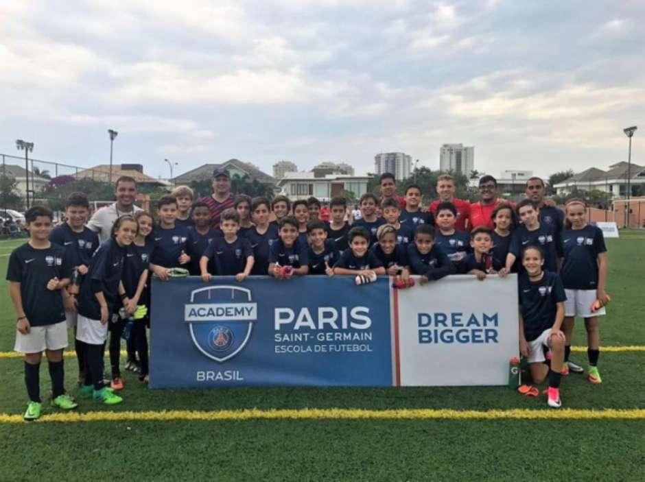PSG Academy inaugura a sua primeira unidade em São Paulo ebc09425827b2