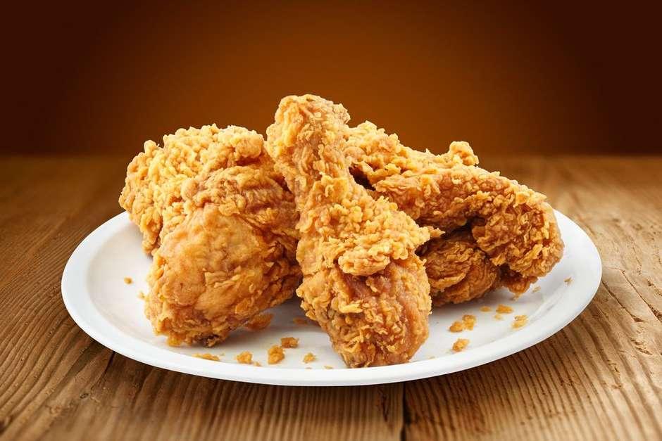 Resultado de imagem para frango frito