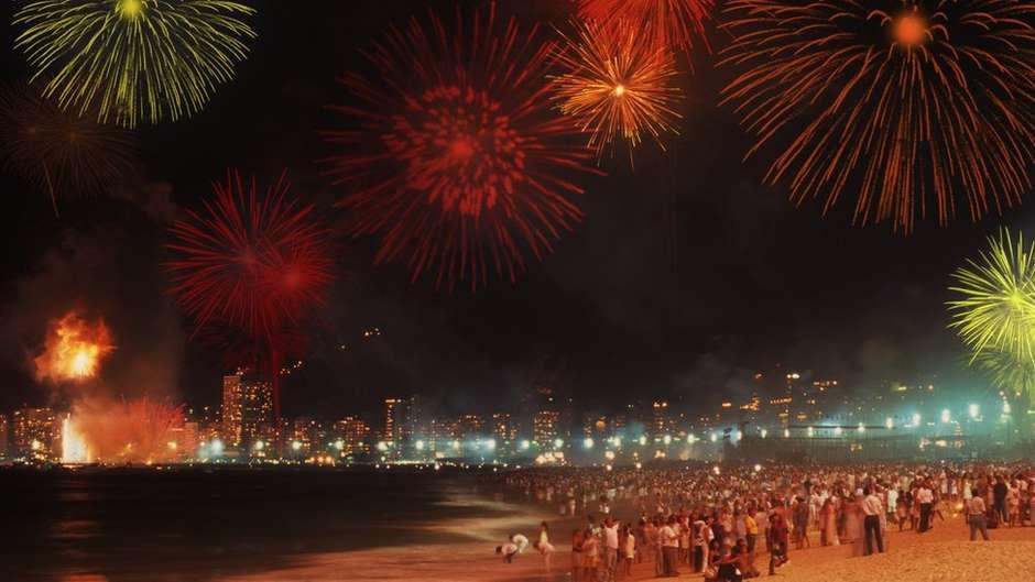 Réveillon das principais capitais turísticas deve movimentar R$ 5 bilhões