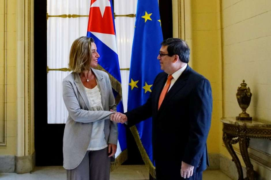 UE se converte em primeiro sócio econômico de Cuba e assina acordos de cooperação
