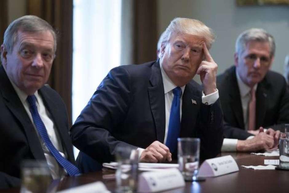Trump quer tornar 'mais fácil' uso de armas nucleares