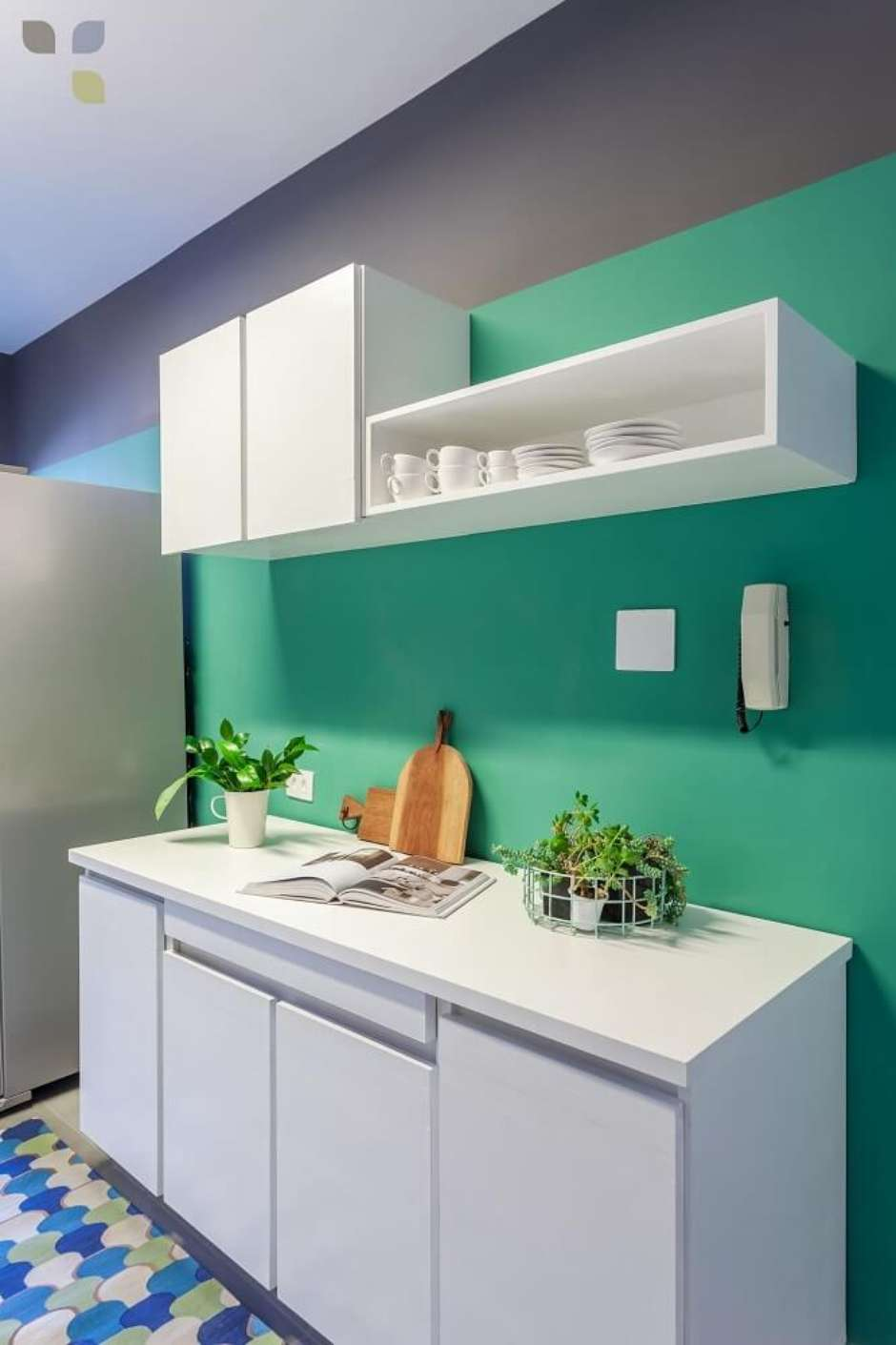 Modelo De Cozinha Americana Simples Stunning Linda Cozinha Toda Em