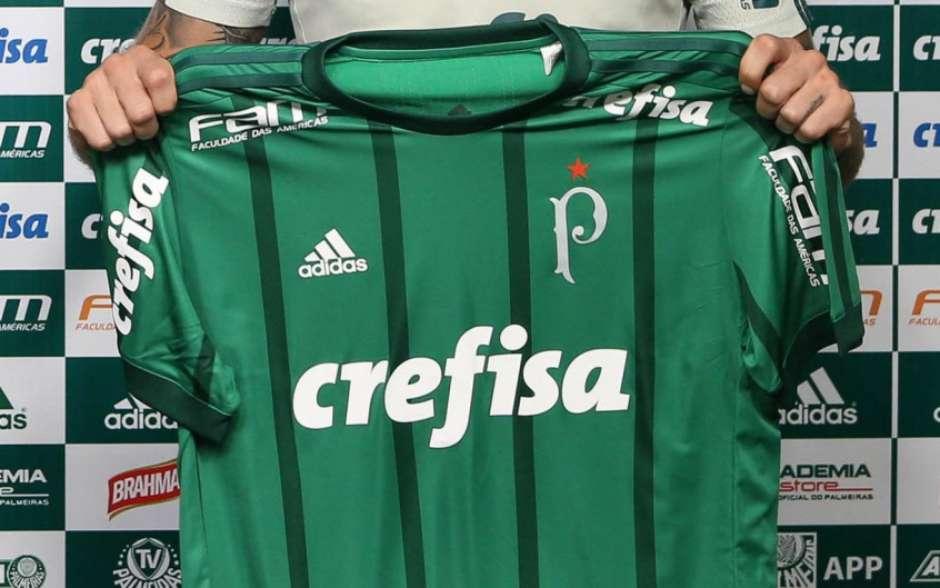 f29ad55f00 Puma ganha força para tornar-se a fornecedora do Palmeiras em 2019