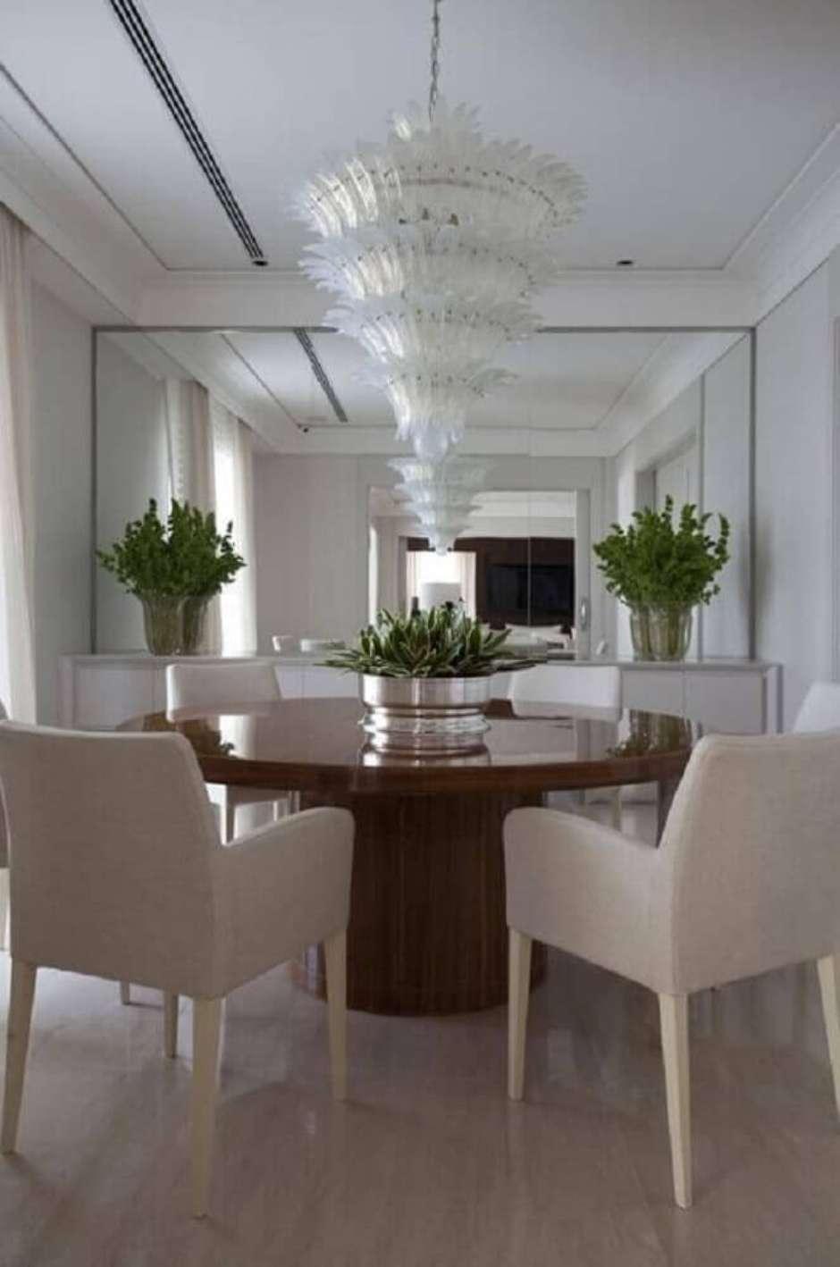 Espelho Para Sala De Jantar Dicas De Como Usar 57 Modelos