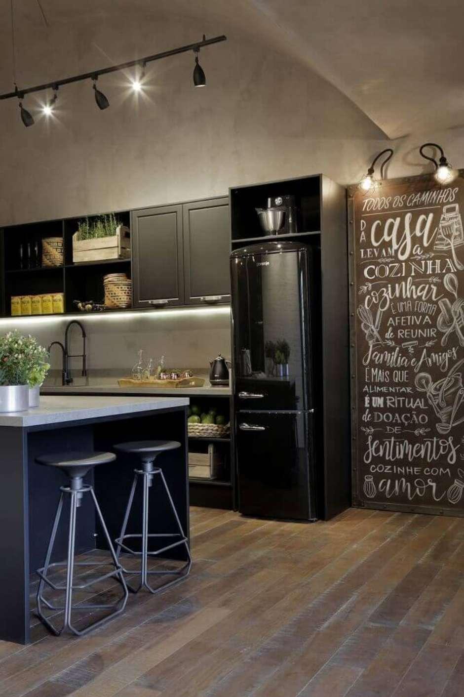 Paredes De Cozinhas Modernas Cozinha Moderna Com Paredes Vermelhas