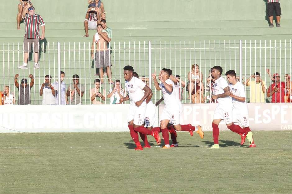 e326d5ccd7 Campeonato Carioca  Cabofriense 1 x 1 Fluminense