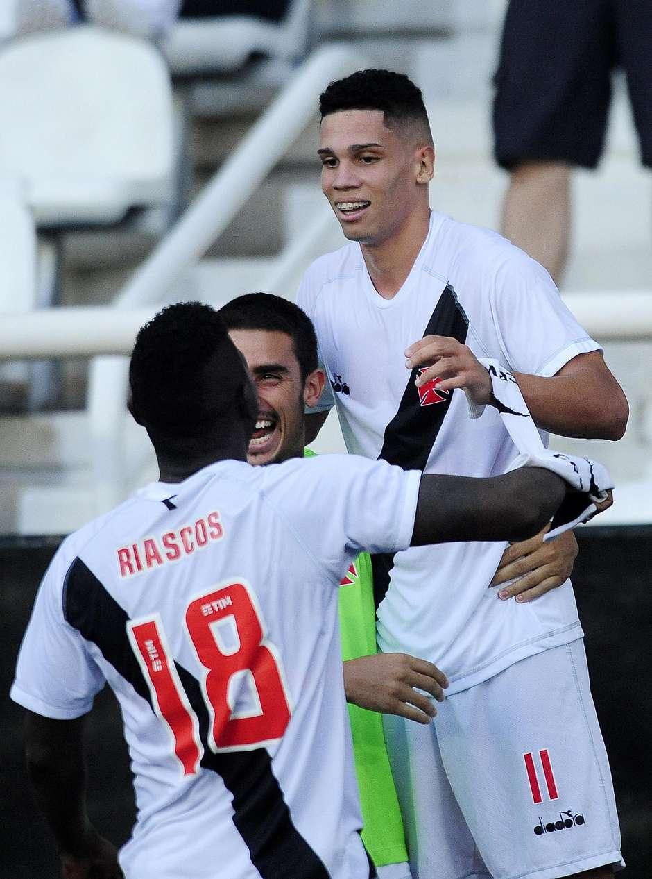 Campeonato Paulista  Vasco 3 x 2 Botafogo bfc121b6a23fd