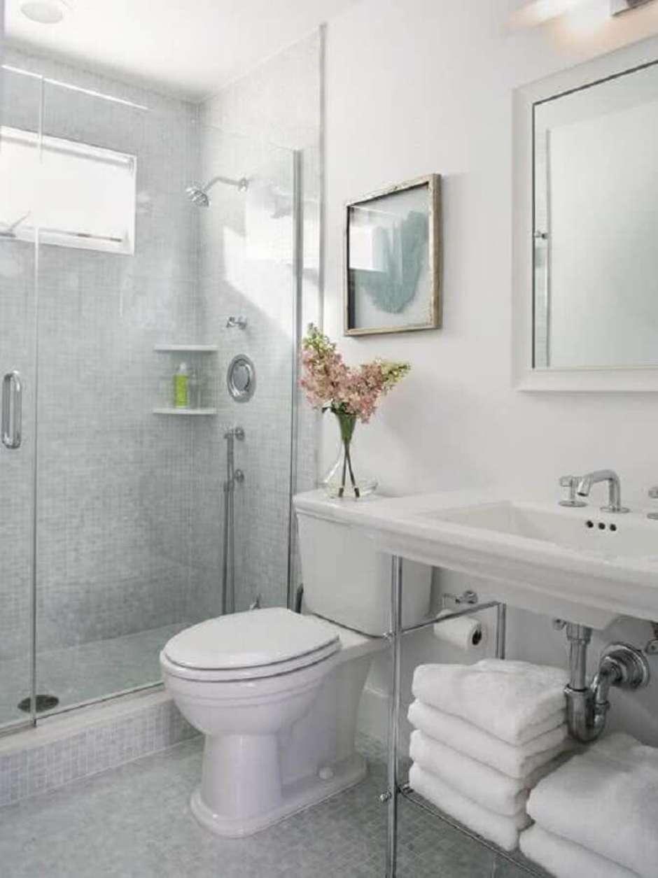 Veja 55 Modelos De Banheiro Para Inspirar A Decoração Do Seu