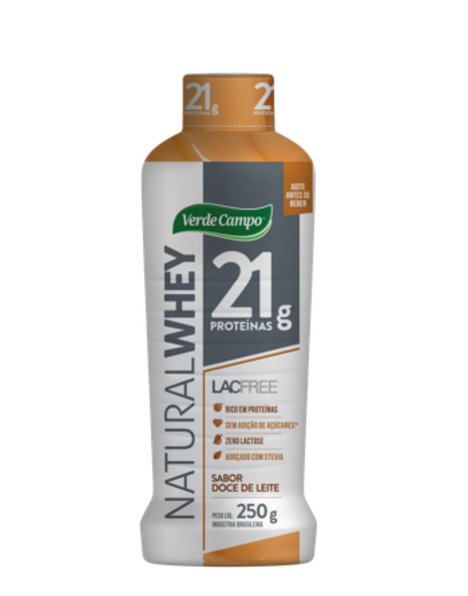 40ac75a35 Verde Campo faz o pré-lançamento da nova linha de iogurtes proteicos na  Arnold Sports Festival