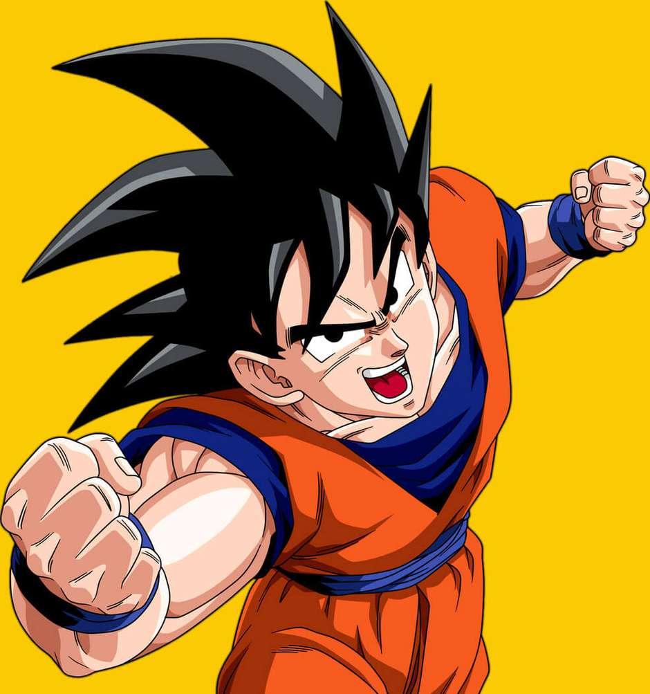 hoje é o dia internacional de goku estrela de dragon ball