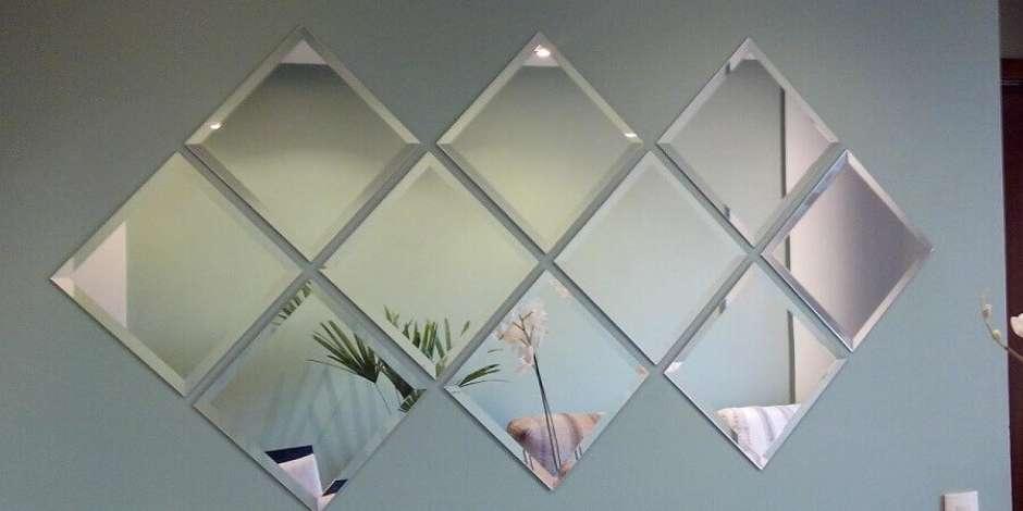 Espelho Bisotado 50 Modelos Para Inspirar E Decorar