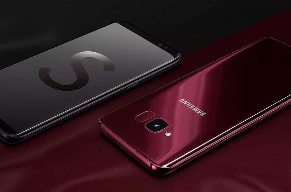 6259bb5ee Saiba tudo sobre os smartphones da Samsung para 2018