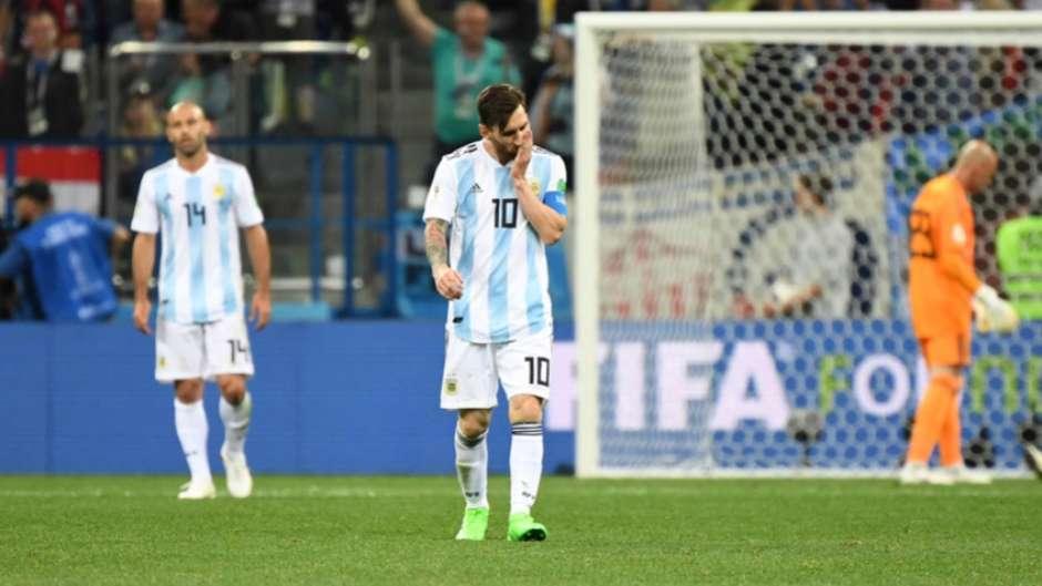 cc94b17e0a Parabéns  Messi faz aniversário sob pressão em nível inédito na seleção