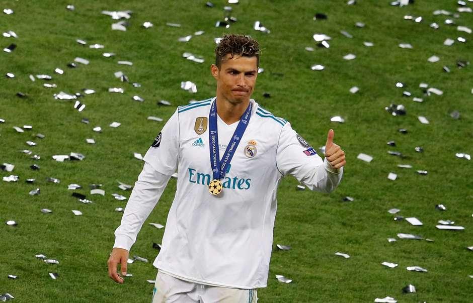 Real Madrid confirma e Cristiano Ronaldo é da Juventus 1d0bf68605162