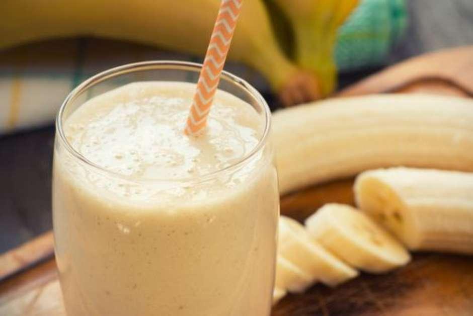 Resultado de imagem para shake de banana