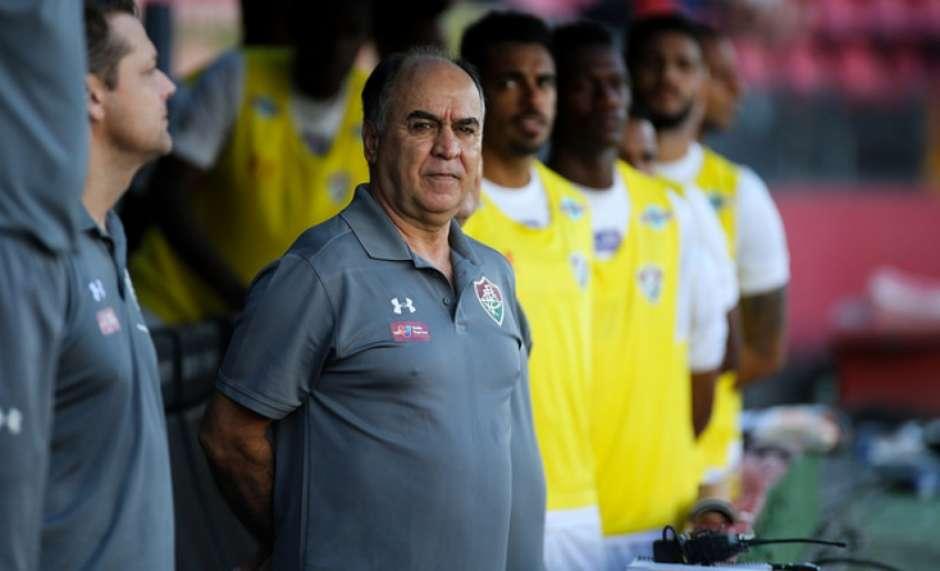 Fluminense anuncia lista da Sul-Americana com três alterações 9f593dcc2a453