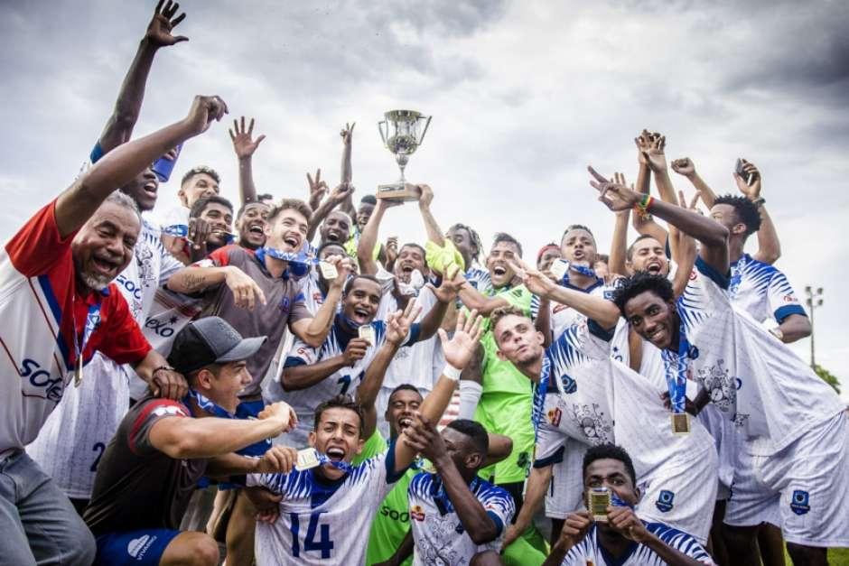 d069415277 Futebol e imigração  como o esporte integra refugiados no Brasil