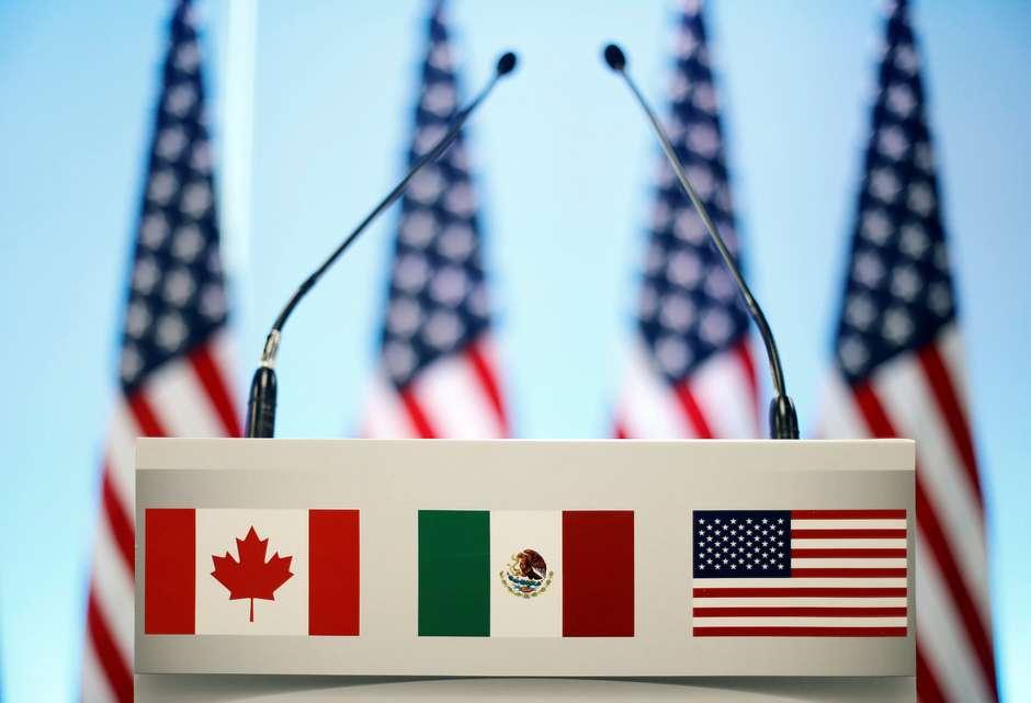 Resultado de imagem para EUA e México chegam a acordo sobre o Nafta e pressão se volta para o Canadá