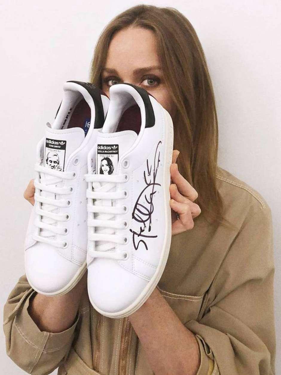 Adidas lança versão vegana de um de seus tênis mais famosos 2f11e41ef9012