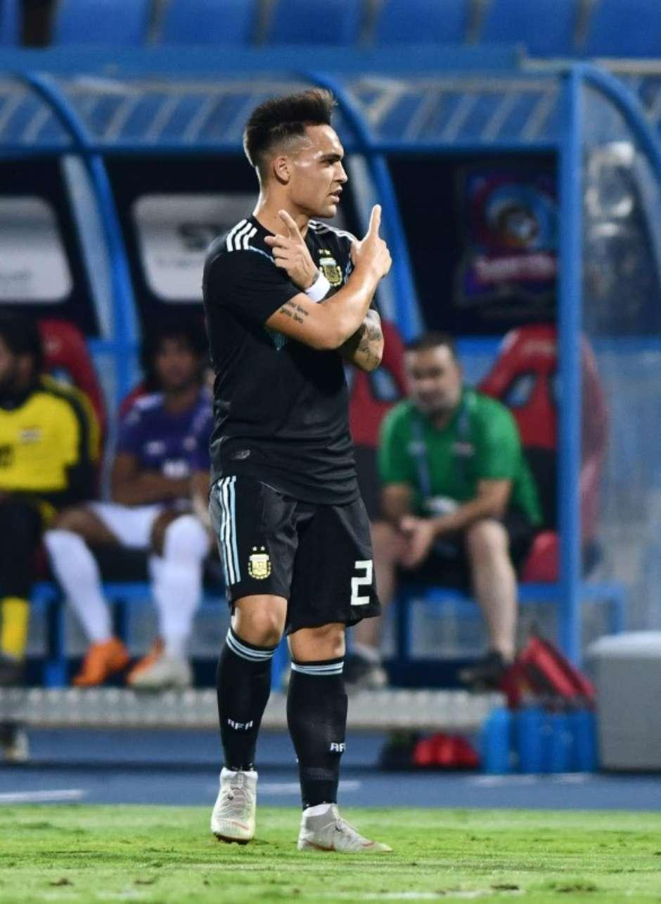 Argentina goleia Iraque por 4 x 0 em amistoso na Arábia Saudita ce76f4afda