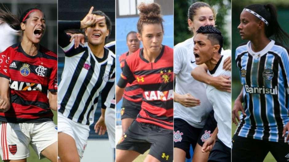 Agora vai  Clubes da Série A ensaiam  seriedade  no futebol feminino cb4fedbc773fc