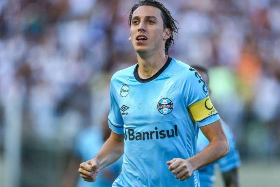 Geromel diz que objetivo do Grêmio é terminar entre os quatro do Brasileirão b85dd28e75ac3