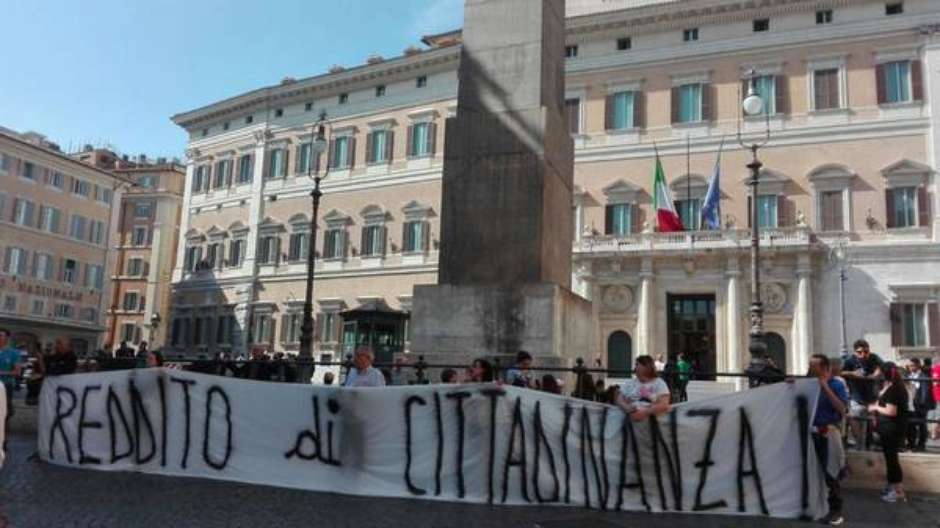 c0512ed82 Renda de cidadania na Itália atenderá 1,4 milhão de famílias