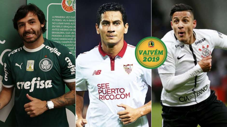 5c54a60dfd Palmeiras anuncia Goulart