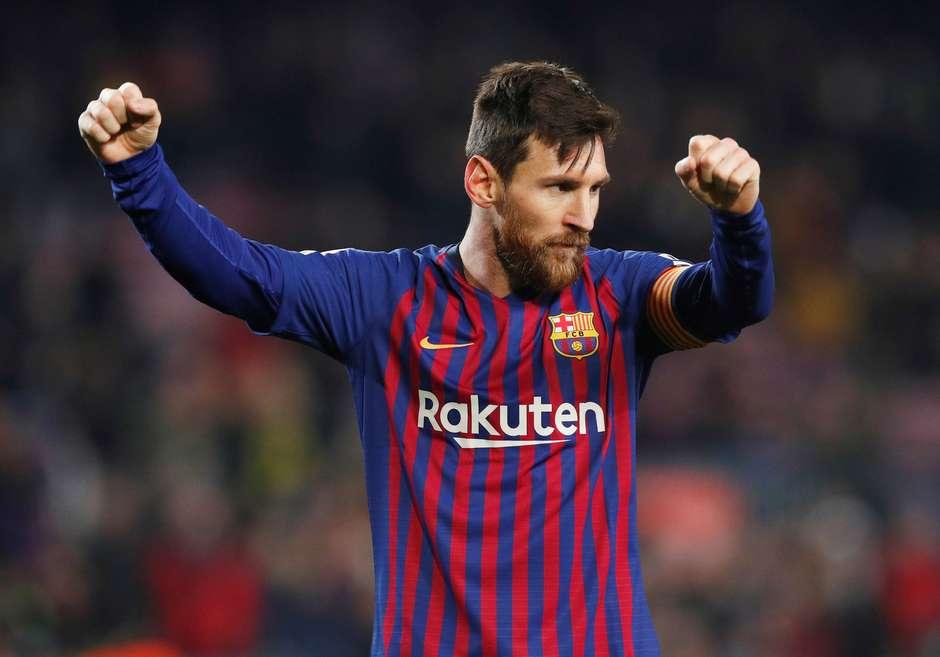 Messi é poupado pelo Barcelona em partida contra o Sevilha pela Copa do  Rei  Boateng é escalado 1831f24a9b74b
