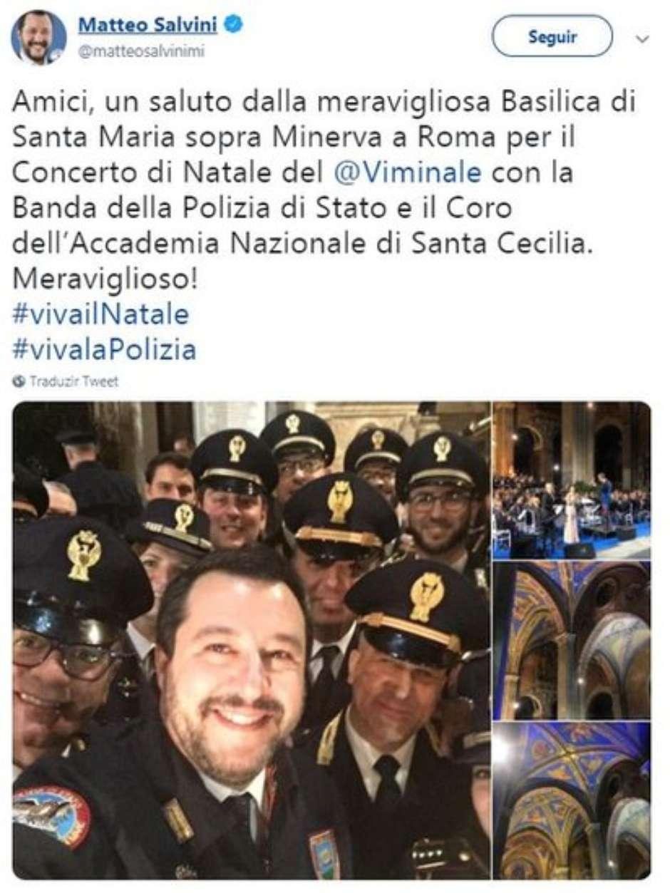 Matteo Salvini  quem é o político italiano linha-dura 392e07c08884f
