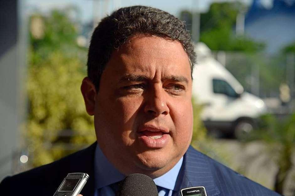 O advogado Felipe Santa Cruz, presidente da OAB