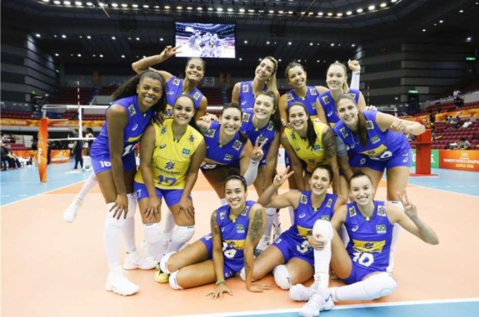 1976334246af0 Minas Gerais prestes a ser anunciada como sede do Pré-Olímpico de vôlei