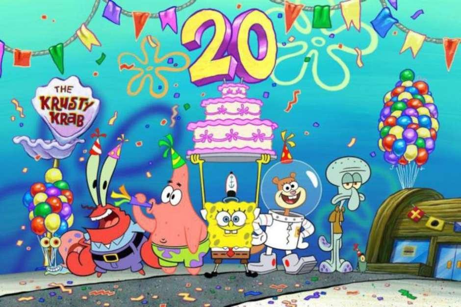 2e6459dc7f Nickelodeon exibe episódios inéditos de  Bob Esponja
