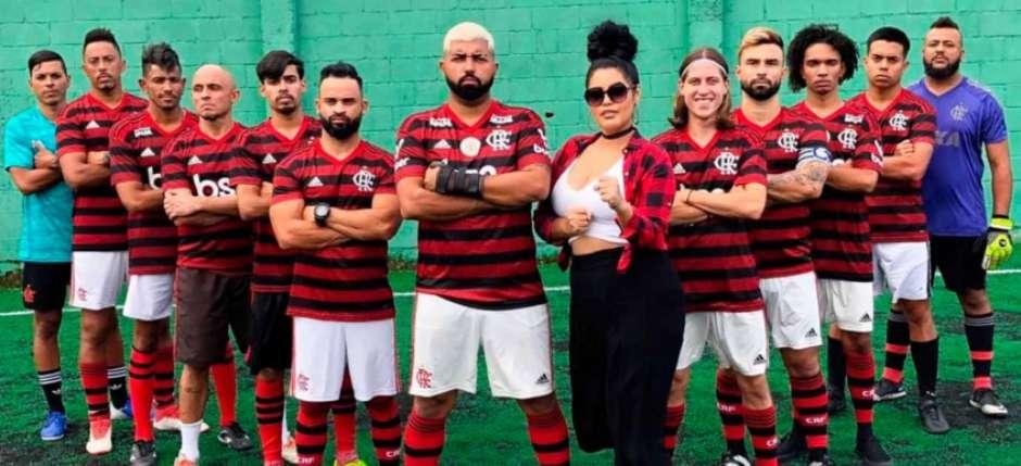 Sósias do Flamengo foram parar no perfil oficial das redes sociais da Fifa