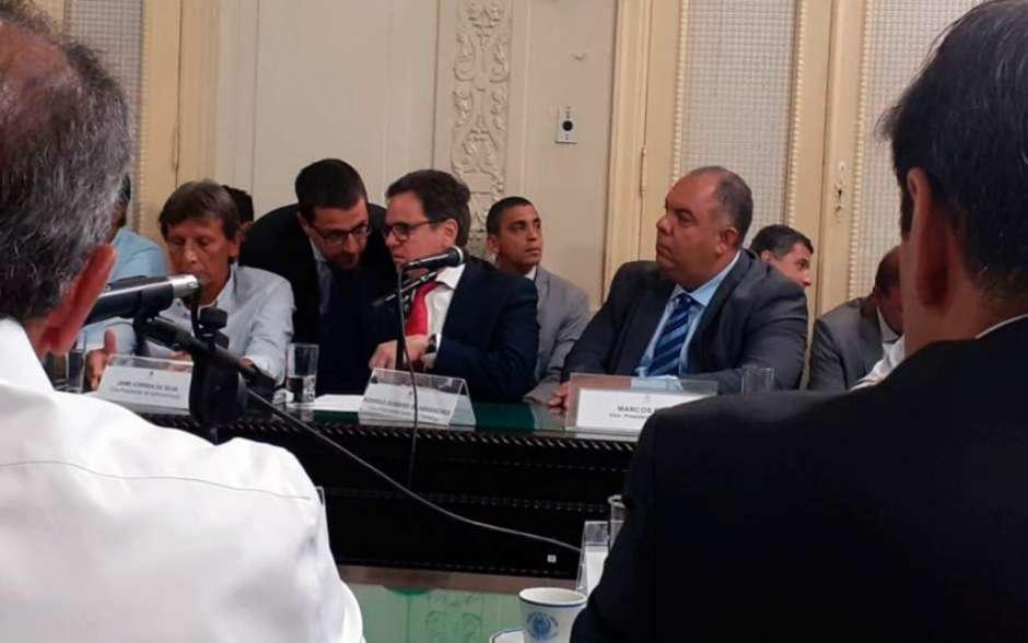 VP Geral admite que faltou olhar humano do clube com as famílias, mas afirma que o Flamengo acordou