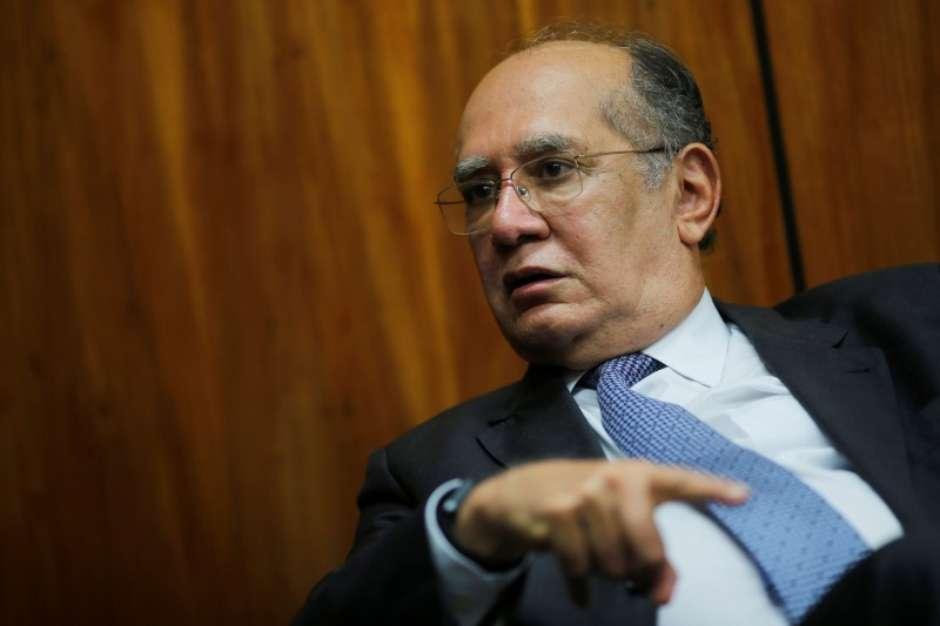 Ministro do STF Gilmar Mendes 22/08/2019 REUTERS/Adriano Machado