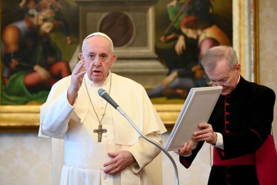 Essa foi a segunda doação do Papa para o Oriente Médio durante a pandemia