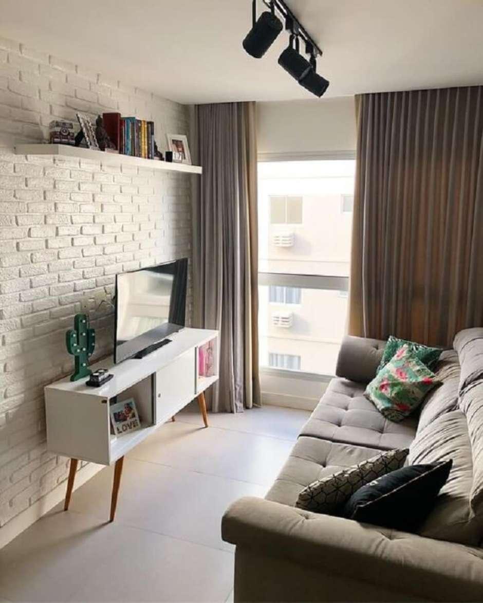 Veja Dicas De Como Combinar O Rack Para Sala Com O Sofa