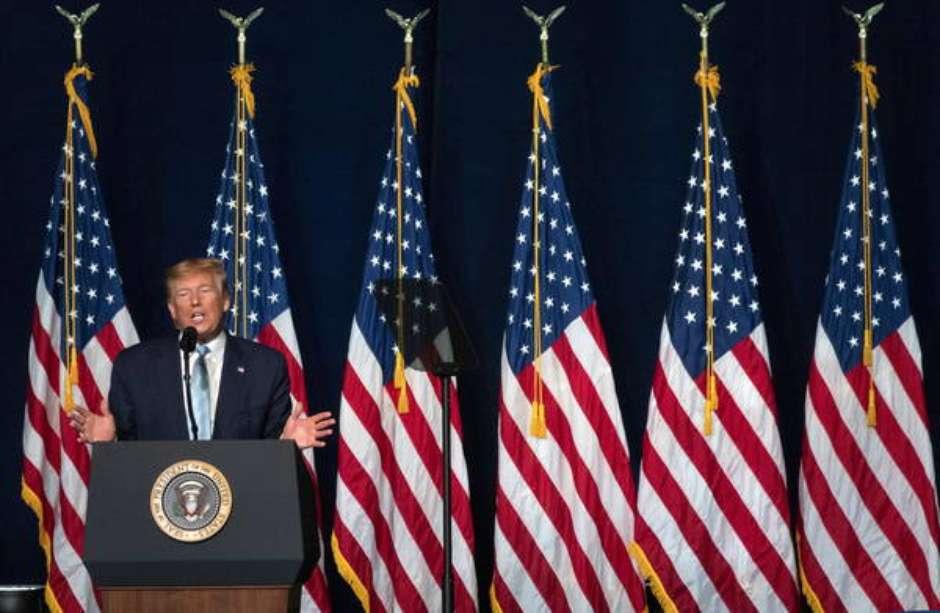 Presidente Donald Trump ordenou ataque que matou Qassem Soleimani