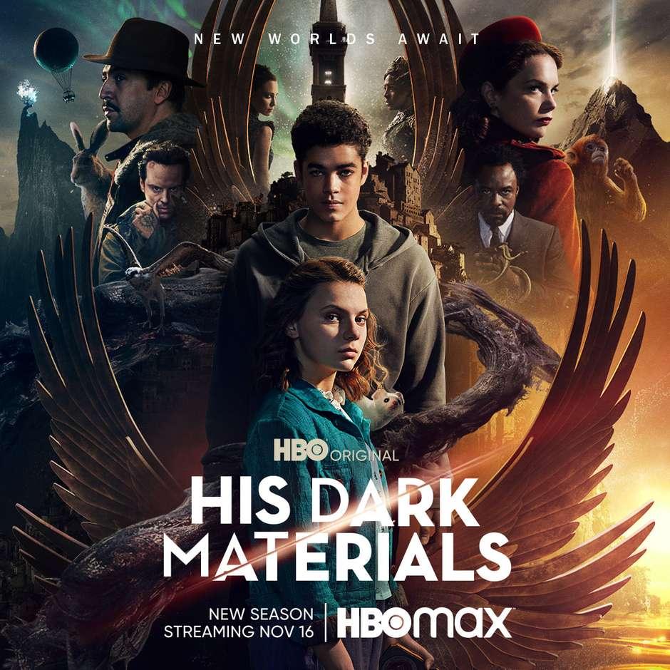 CCXP Worlds | Dafne Keen e Amir Wilson falam sobre a 2ª temporada de His Dark Materials