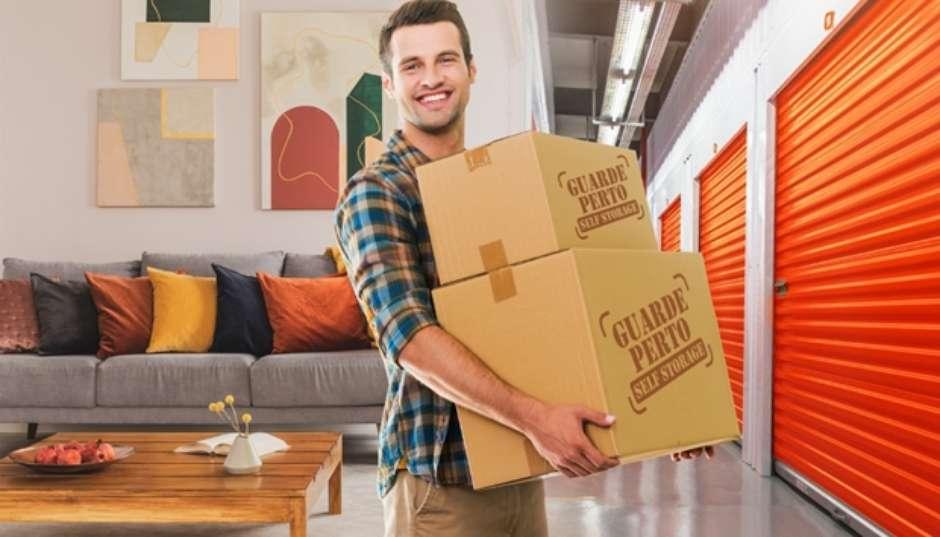 """Boxes """"Self Storage"""" viram solução para falta de espaço em apartamentos durante a pandemia"""
