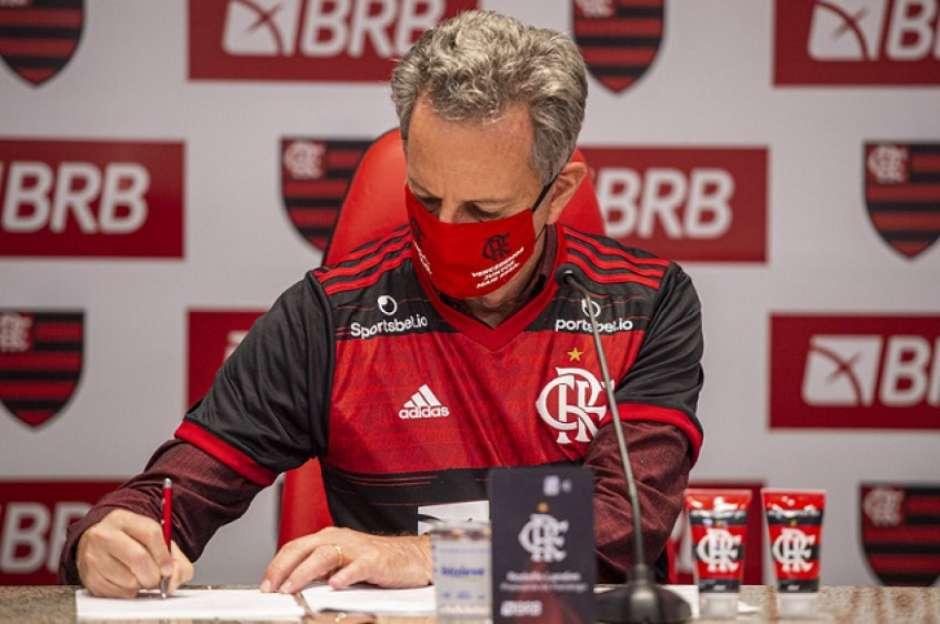 Flamengo divulga balanço trimestral e diz estar com saúde financeira; veja detalhes