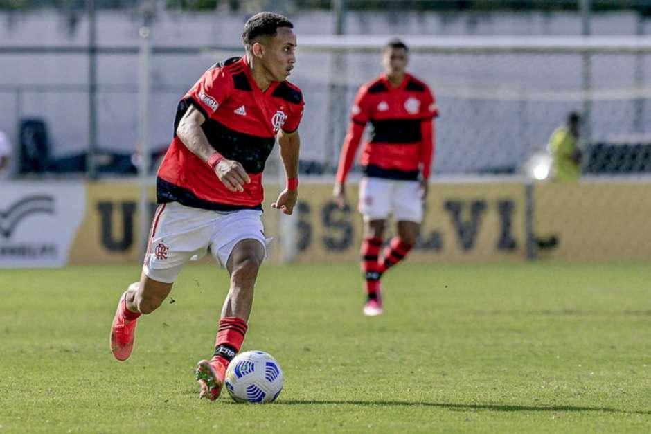 Sub-17: dupla do Flamengo é convocada para jogos da Seleção Brasileira