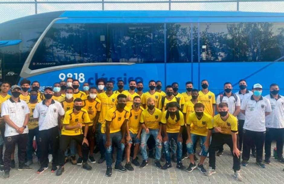 Flamengo disponibiliza ônibus para time rival voltar para casa após jogos