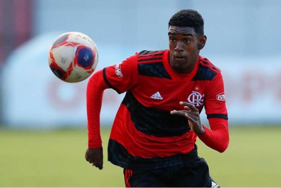 Garoto do Ninho é convocado e representará o Flamengo na Seleção Brasileira pela primeira vez