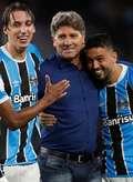 """Renato elogia postura do Grêmio: """"me orgulho a cada partida"""""""