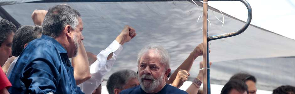 STF rejeita liberdade provisória de Lula